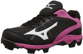 Mizuno 9 Spike ADV YTH FINCH FRHSE6 BP Youth Girls Molded Cleat (Little Kid/Big Kid)