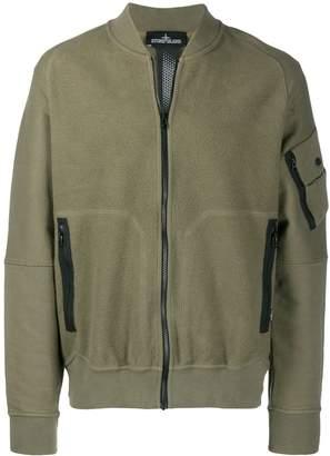 Stone Island Shadow Project casual bomber jacket