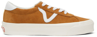 Vans Orange Suede OG Epoch LX Sneakers