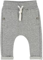 Chloé Jogger Sweatpants w/ Rolled Ankle Cuffs, Size 2-3