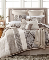 Sunham Leighton 10-Pc. Queen Comforter Set