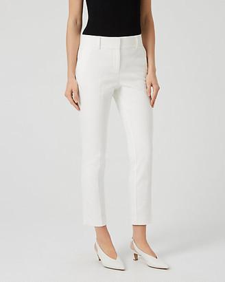 Le Château Cotton Blend Slim Leg Trouser