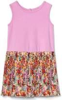 Gap Tank pleat dress