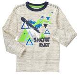 Gymboree Snow Day Tee