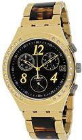 Swatch Dreamnight Collection YCG405GC Women's Analog Watch