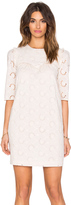 Hoss Intropia Eyelet Dress