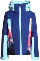 Roxy SASSY Ski jacket neon grapefruit/cloud nine