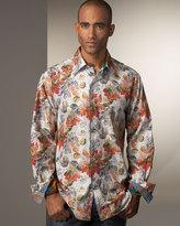 Townsend Floral Shirt