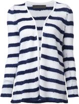 The Elder Statesman cashmere 'Mr. Simple' cardigan - women - Cashmere - XS