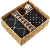 Original Penguin Five-Piece Sock and Tie Box Set, Multi/Black