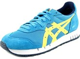 Onitsuka Tiger by Asics X-caliber Men Round Toe Suede Blue Sneakers.