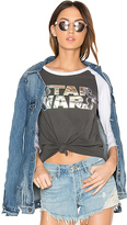 Junk Food Clothing Star Wars Tee in Black. - size XS (also in )