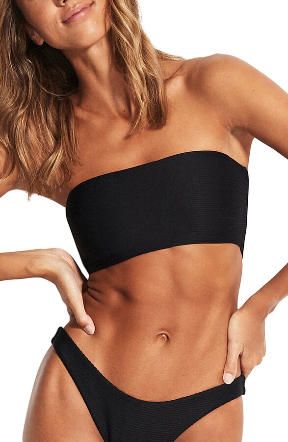 e4bbdf37747bb Tube Top Swimsuit - ShopStyle