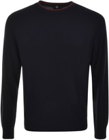 Paul Smith Crew Neck Jumper Navy