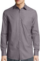 Claiborne Long-Sleeve Chambray Shirt