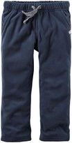 Carter's Fleece Active Pants (Toddler/Kid) - Heather - 4T