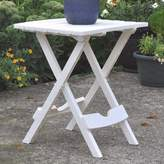 Andover Mills Quebec Folding Plastic Side Table