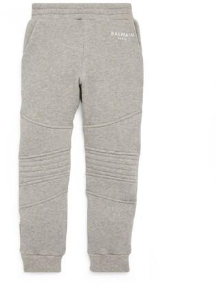 Balmain Kids Panelled Sweatpants (4-16 Years)