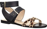 Nine West 'Darcelle' Flat Sandal (Women)