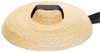 ELIURPI Campana straw hat