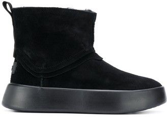 UGG Platform Shearling Boots
