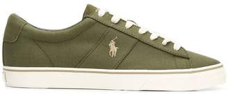 Polo Ralph Lauren lace-up sneakers
