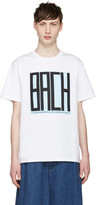 Opening Ceremony White Bach T-Shirt