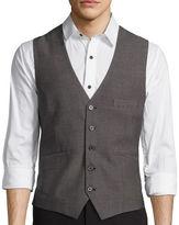 Asstd National Brand WD.NY Black Birdseye Vest