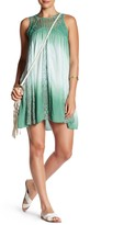 Luma Sleeveless Lace Ombre Shift Dress