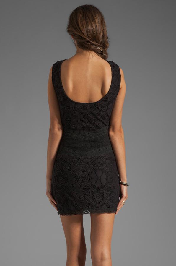 Somedays Lovin Lapse In Time Lace Dress