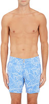 Vilebrequin Men's Merise Octopus-Print Swim Trunks