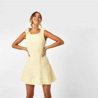 Jack Wills Scoop Back Dress