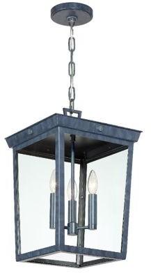 Crystorama Belmont Outdoor Pendant Light