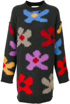 Ports 1961 long line floral jumper