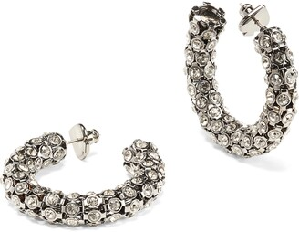 Kate Spade Adore-Ables Hoop Earrings