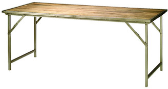 Jamie Young Campaign Dining Table