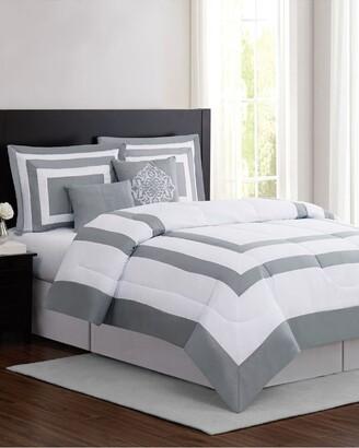 London Fog Raynes Hotel 5Pc Comforter Set