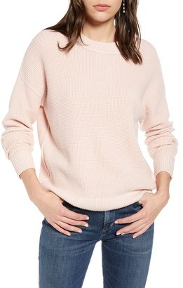 Treasure & Bond Thermal Stitch Pullover