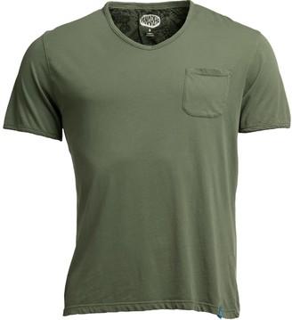 Panareha Mojito V-Neck T-Shirt - Green