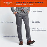 Dockers D1 Iron-Free Slim-Fit Khaki Pants