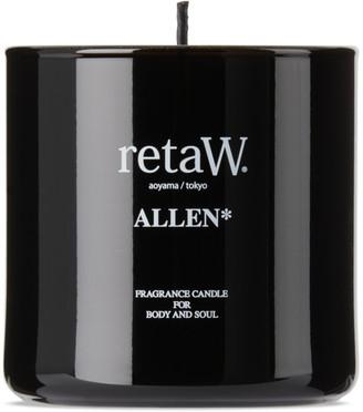 retaW Allen Fragrance Candle, 145 g