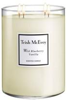 Trish McEvoy 'Wild Blueberry Vanilla' Scented Candle
