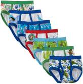 Toy Story Handcraft Little Boys' 7 Pack Brief, Multi