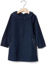 Gap 1969 Collar Denim Dress