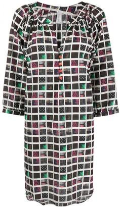 Paul Smith Geometric Printed Dress