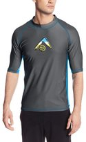 Kanu Surf Men's Mercury Upf 50+ Rashguard