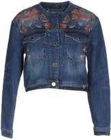 Vdp Collection Denim outerwear - Item 42611506
