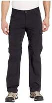 Columbia Silver Ridgetm II Stretch Convertible Pants (Black) Men's Casual Pants