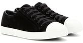 Prada Velvet sneakers