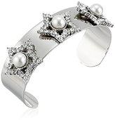 Yochi Star Pearl Pop Cuff Bracelet